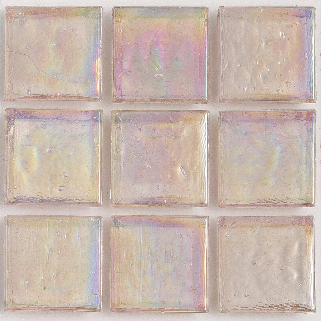 259.02 Rose Quartz Iridescent