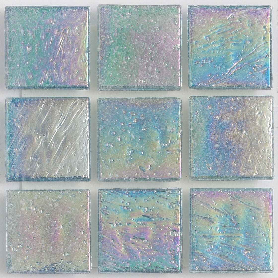 379.22 Aquamarine Sand Iridescent